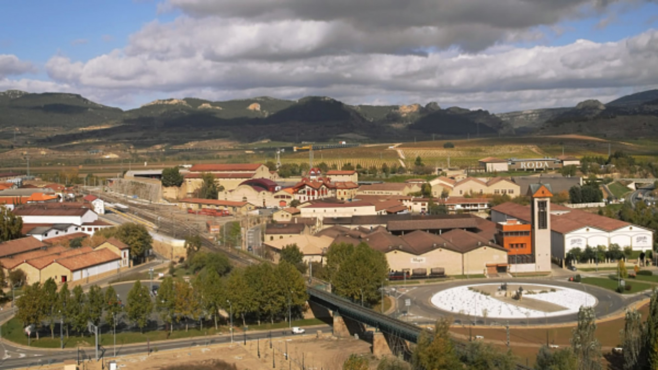 Briñas, Wineries, Haro, Rioja, Alta, Alavesa, Neighborhood, Station